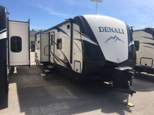 New 2017 Denali 318RB Travel Trailer