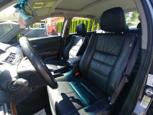 Honda accord 2012 135000 km fully loaded v4