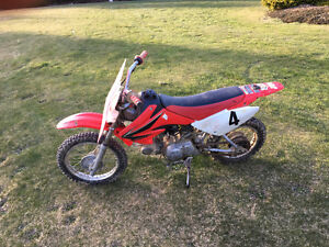 2008 Honda 70cc with papers