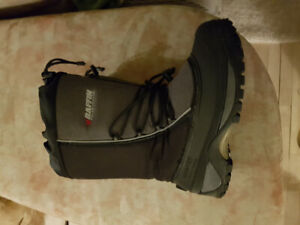 Mens Authentic Baffin Boots.