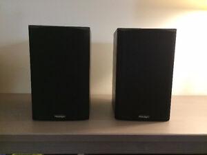 Paradigm Atom v2 monitor speakers