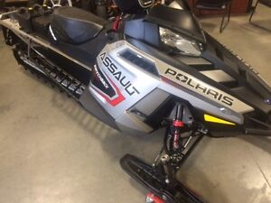 2011 Polaris Switchback 800 Assault 163