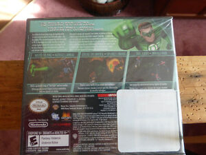 Green Lantern: Rise of the Manhunters - nintendo DS Kitchener / Waterloo Kitchener Area image 2