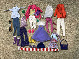 Liv Doll Katie with Clothing Lot Cambridge Kitchener Area image 3
