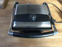 Large Panini electric grill