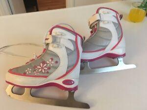 * patin fillette gr Y12