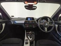 2018 BMW 118I M SPORT AUTOMATIC SAT NAV ALCANTARA SEATS 1 OWNER SERVICE HISTORY