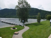 WHITE PINES WATERFRONT RESORT, SICAMOUS, BC