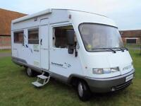 4 Berth Hymer B574 1997 Model for sale
