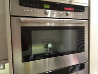 Neff Microwave oven and grill, integrated