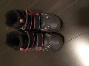 Geox winter boots for girl :10,5