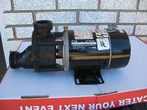 Jacuzzi  Hot  Tub  Spa  1/2 HP Motor LIKE NEW 6  MONTHS  OLD