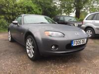 Mazda MX-5 2.0i Sport 58,000 Miles With Leather And Factory Hard Top