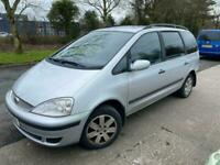 Ford Galaxy 1.9TDi ( 115ps ) 2005.5MY Silver FOR PARTS
