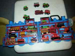 Thomson the train set with track