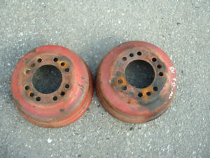FORD 8N Brakes and Drums