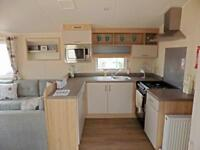 BRAND NEW STATIC HOLIDAY HOME, SITE FEES INCLUDED UNTIL 2020