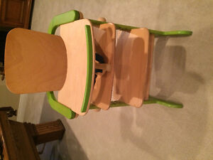High chair, potty chair exersaucer,me too chair, Chico chair