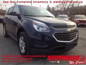 2016 Chevrolet Equinox LSAWD, Power Seat, Backup Camera,