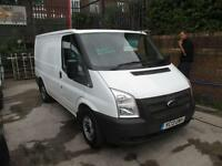 2013 13 FORD TRANSIT 2.2 280 DIESEL SIX SPEED LOW ROOF SWB 71,000 MILES ONE OW
