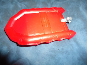 Red Rescue Boat Toy Kingston Kingston Area image 5