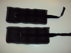Ankle Weights, 2.5 lbs each