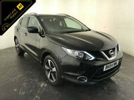 2014 64 NISSAN QASHQAI N-TEC DCI DIESEL 1 OWNER SERVICE HISTORY FINANCE PX