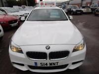 2012 BMW 5 SERIES 2.0 520D M SPORT TOURING 5D AUTO 181 BHP DIESEL