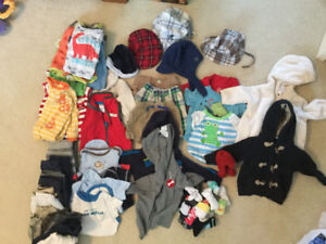 Lot of baby boy clothing 3-6 months
