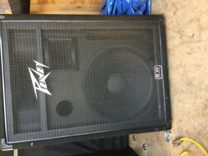 PA Equipment, QSC, Peavey, Crown