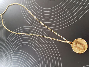 18K Gold Cartier Necklace with.pendant