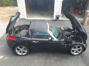 2008 Solstice GXP turbo convertible