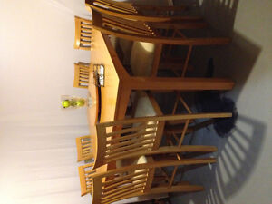 table and chairs for sale Peterborough Peterborough Area image 1