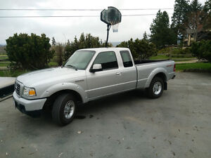 2008 Ford Ranger Sports, Low mileage, excellent condition.