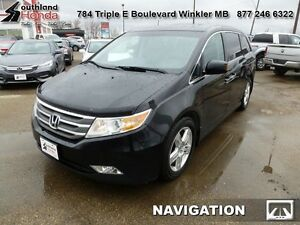2012 Honda Odyssey Touring  - Navigation -  Sunroof -  Leather S