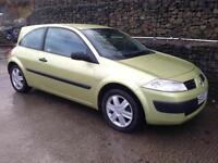 Renault Megane 1.4 16v 98 2003MY Extreme