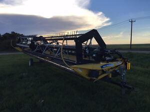 New Holland Wind Rower Header