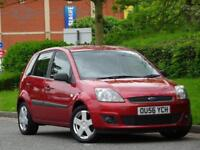 Ford Fiesta 1.4 2007 Zetec Climate +1 LADY OWNER + 9 FORD SERVICE STAMPS