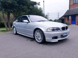 BMW E46 325 CI AUTO 85K ULEZ FREE