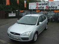 2005 FORD FOCUS GHIA 1.6L ONLY 84,578 MILES,FULL SERVICE HISTORY,GREAT CONDITION