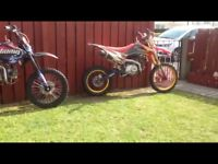X2 140 pitbikes forsale