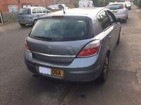 Vauxhall Astra 1.8 Sri £600