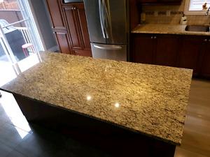 Granite island piece for sale cheap!