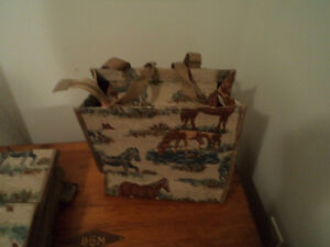 Horse Themed Tote Bags