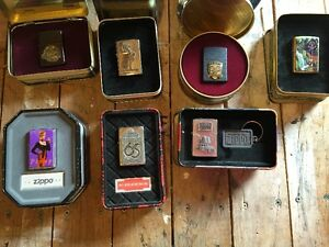 Zippo Collectible Lighters