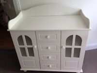 Baby Dresser/Changer storage furniture