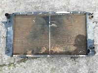 Range Rover classic 3.9 EFI radiator