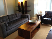 Furnished and Centrally Located in River Heights