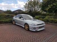 (SOLD PENDING COLLECTION) Subaru Impreza WRX import 1994