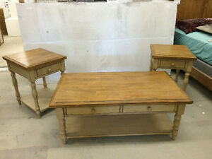 NEW! Coffee and End Tables